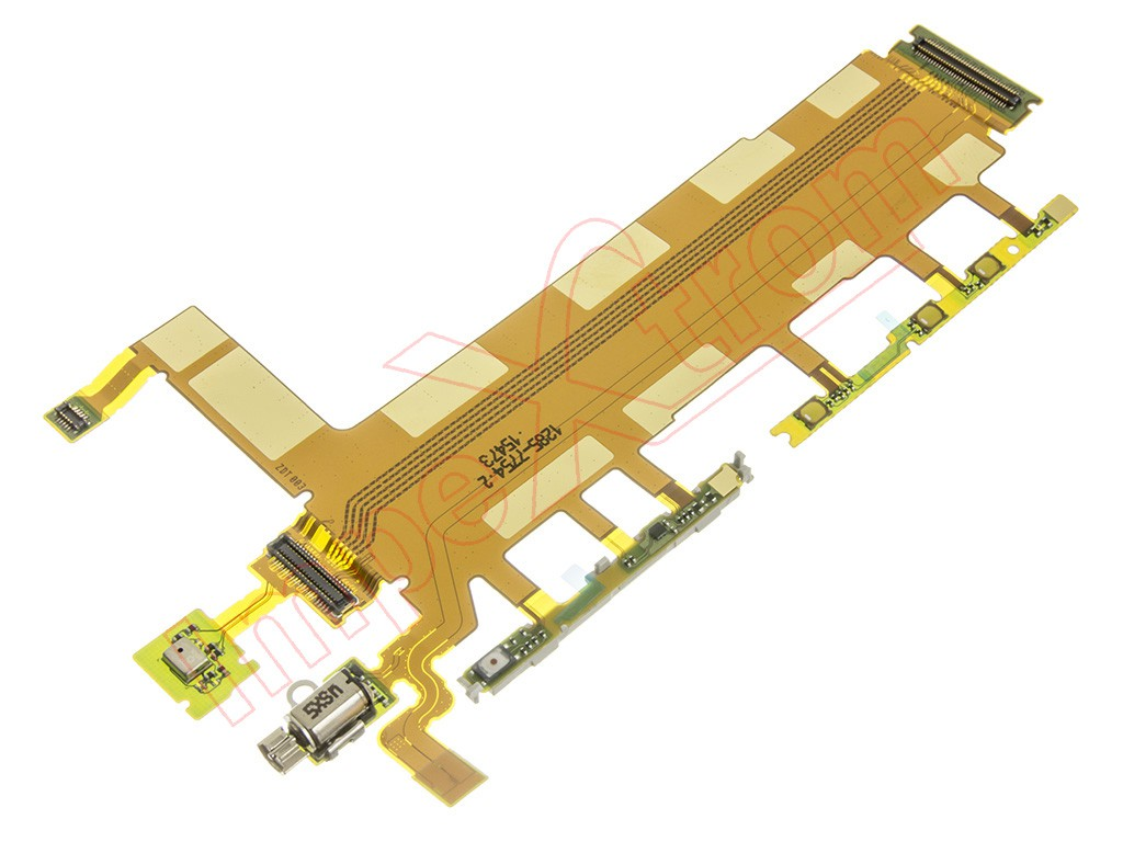 Circuito Flexible Ps4 : Circuíto flex principal para sony xperia z dual d