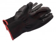 black-flower-leather-gloves-size-s