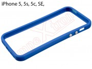 bumper-of-tpu-dark-blue-apple-phone-5-phone-5s-phone-5c-phone-5se