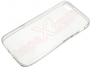 Funda TPU transparente   para iPhone 5 / 5S / SE