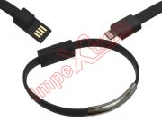 pulsera-y-cable-de-datos-de-usb-a-lightning-dispositivos-negro