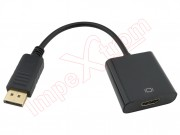 adaptador-display-port-20cm-con-salida-hdmi-color-negro