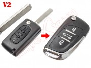 peugeot-remote-controls-compatible-housing-adaptation-citroen-va2-3-buttons