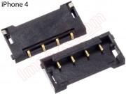 connector-of-battery-fpc-for-apple-phone-4