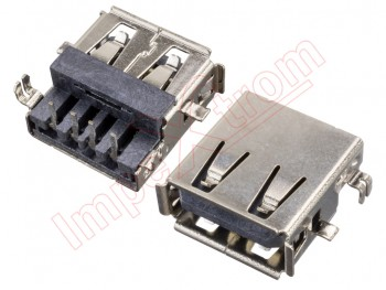 USB connector for portables 14 x 13 x 6.5 mm
