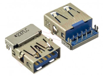 3.0 USB connector for portábles 16.5 x 13 x 7.5mm