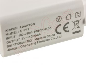 C-P17 charger for Xiaomi