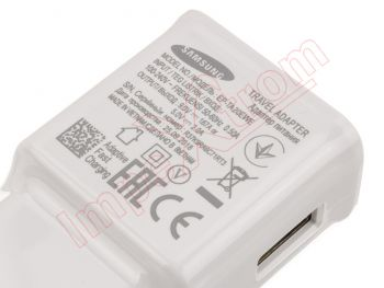 EP-TA20EWE + EP-DN930CWE charger for Samsung devices with USB type C - 5V/2A