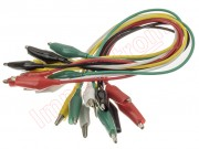 set-of-20-crocodile-clips-300mm-cable