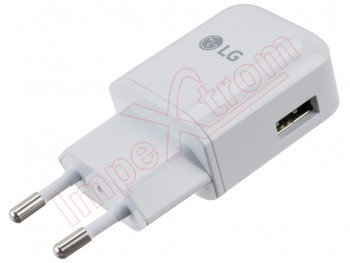 White MCS-05ED / MCS-H05ER LG charger fast charge