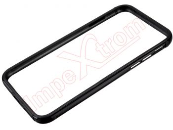 Bumper negro de metal  para iPhone 7