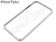 bumper-gris-plata-de-metal-iphone-7-plus
