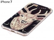 flexible-tpu-case-fluorescent-deer-design-for-case-for-apple-phone-7