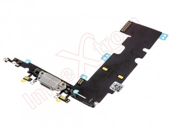 Flex cable with charging connector, data and lightning accessories, microphone for Phone 8 plus A1897