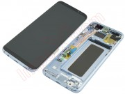 blue-full-screen-lcd-display-touch-digitizer-with-frame-and-housing-for-samsung-galaxy-s8-plus-g955f