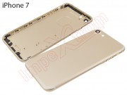 generic-golden-battery-cover-without-logo-for-iphone-7-4-7-inches