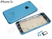 cover-back-cover-of-battery-blue-iphone-5c