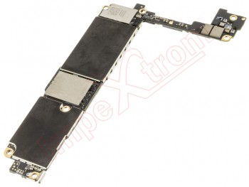 Placa base libre  para iPhone 7 A1778 de 128GB, remanufacturada, sin botón ID
