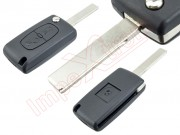 remote-control-compatible-for-peugeot-307-207-308-2-buttons-with-spreader-6490ee-6490ef